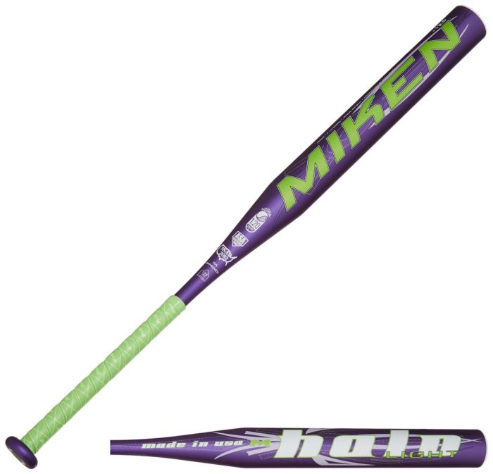 Fastpitch softball bats